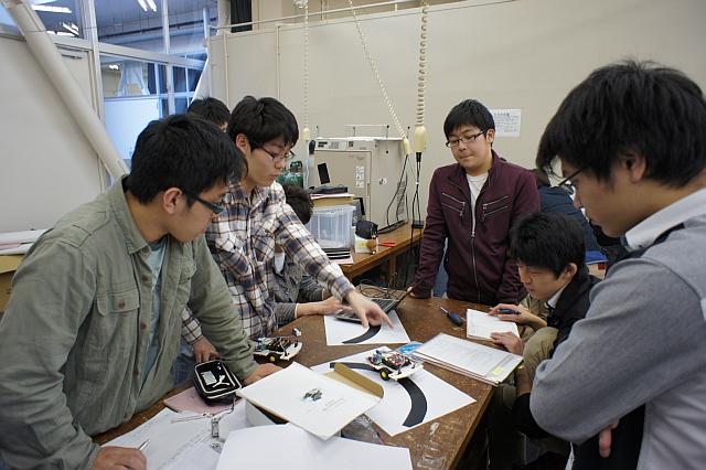 電子工学実験I(マイコンの制作)⑥
