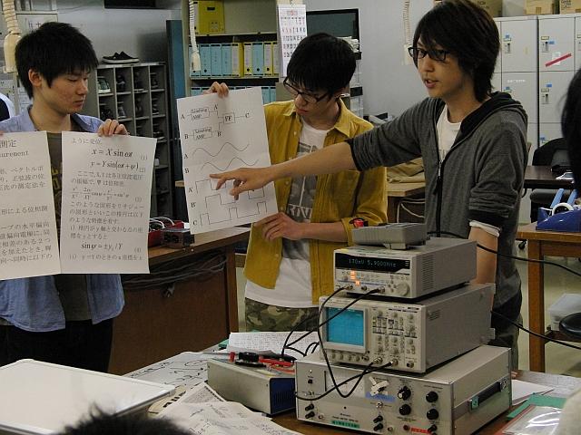 電子工学実験II(グループディスカッション)②